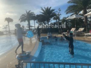 フサキリゾート プール